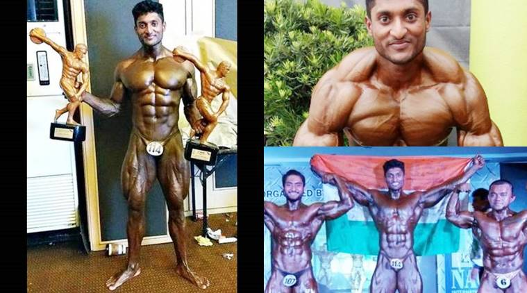 Bengaluru water tanker driver G Balakrishna crowned Mr Asia 2016