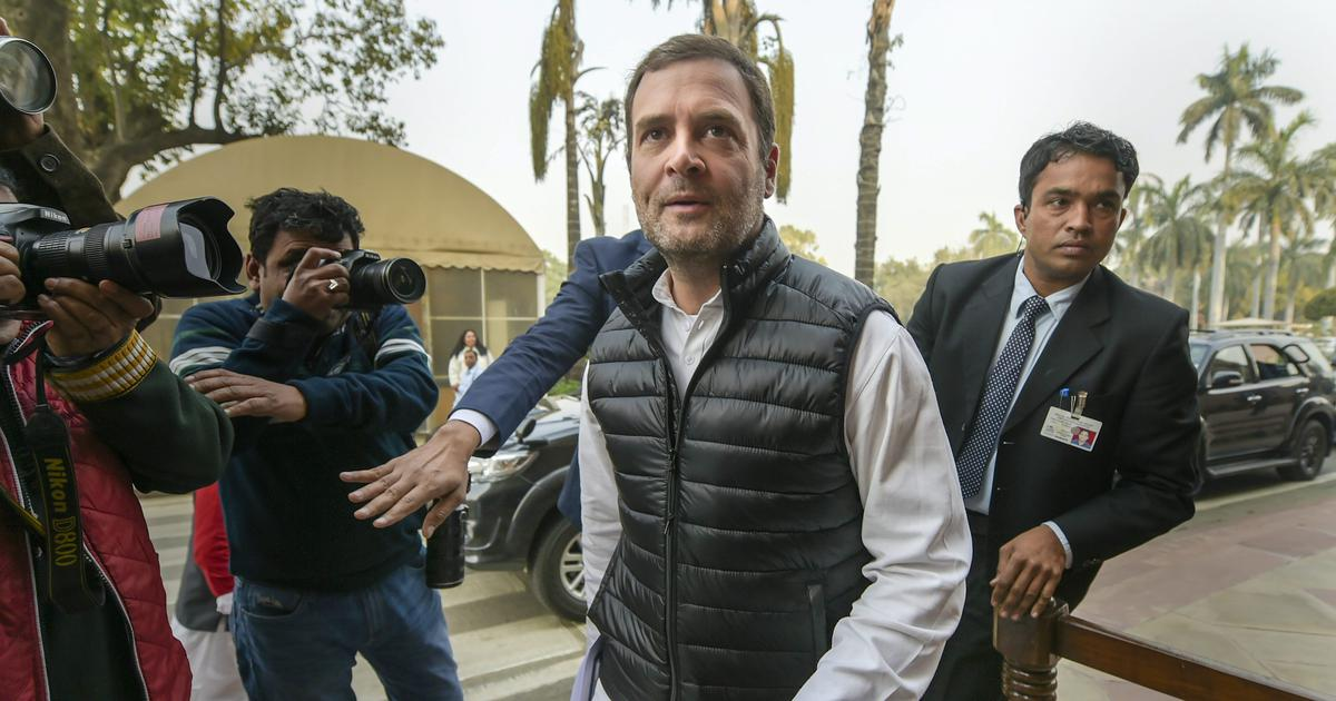 Rafale verdict: Rahul Gandhi calls for probe, says JPC must investigate deal