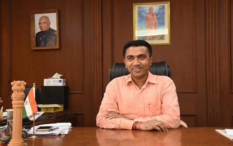 Goa CM urges MLAs to take up tree plantation