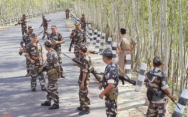 Two CRPF personnel killed in encounter in Chattisgarh