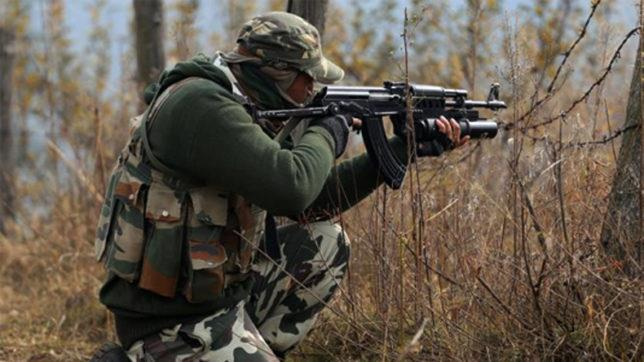 Militant killed in encounter with security forces in Kupwara