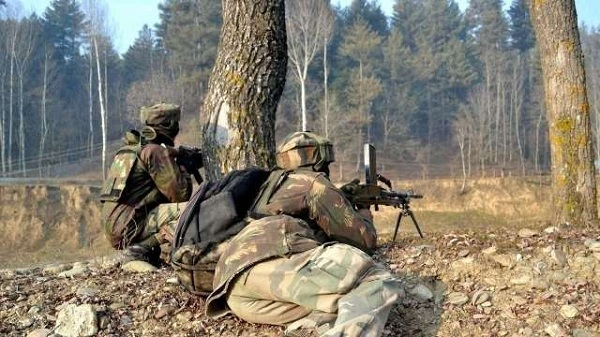 Indian Army Shoot Down Pak