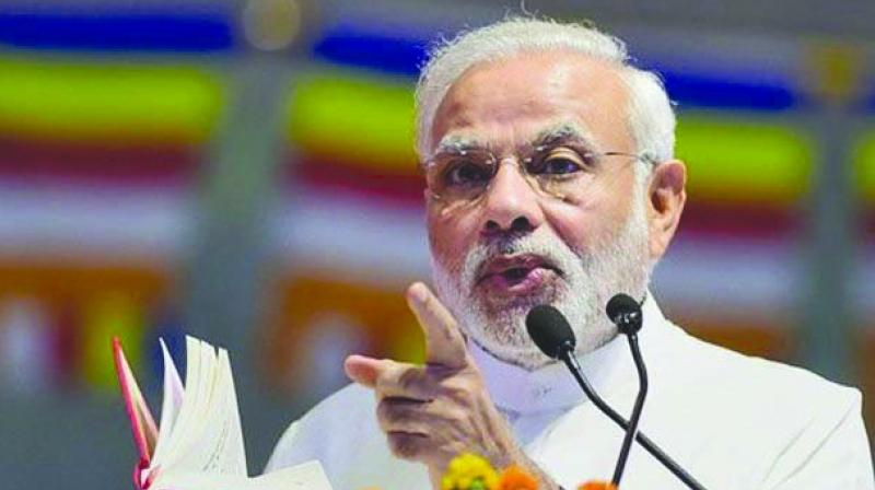 PM Narendra Modi slams opposition leaders for targeting Vande Bharat Express