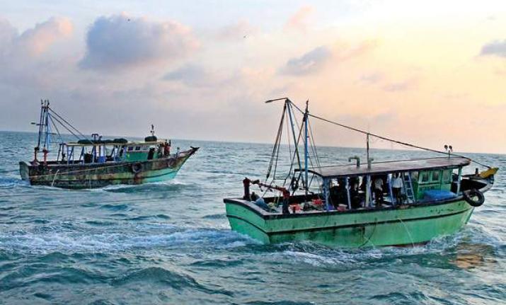 11 fishermen arrested by Sri Lankan Naval personnel