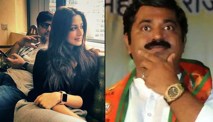 BJP MLA Ram Kadam tweets condolences to Sonali Bendre, trolled