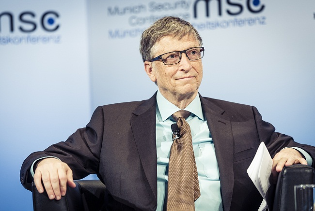 Bill Gates congratulates Modi govt for Ayushman Bharat scheme