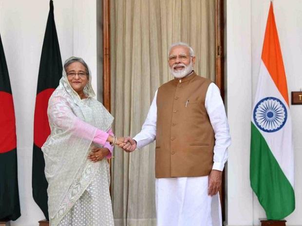 India, Bangladesh sign seven pacts after Modi-Hasina talks