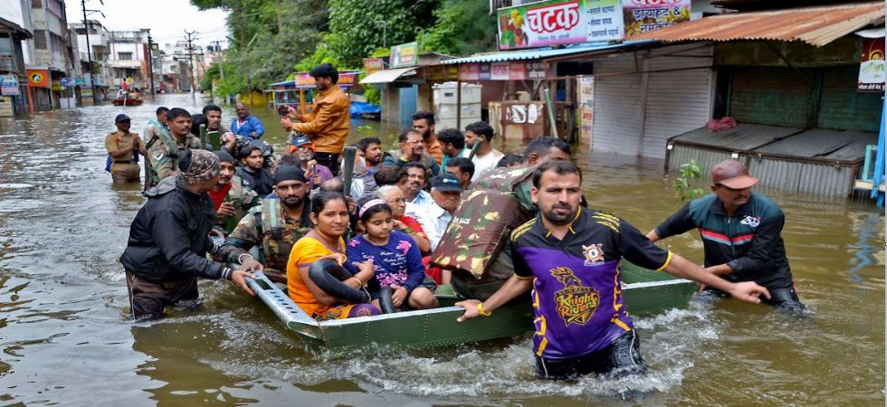 Maharashtra Govt releases Rs 154 cr for aid to flood victims