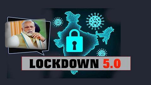 New guidelines for Lockdown 5.0:MHA