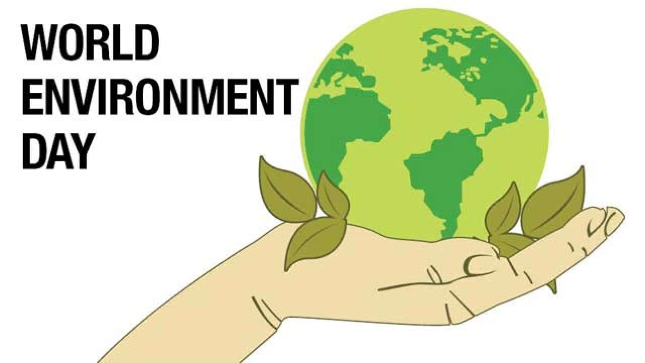 Prakash Javadekar greets people on World Environment Day today