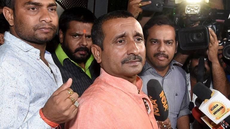 Expelled BJP MLA Kuldeep Sengar convicted by Delhi court in Unnao rape case