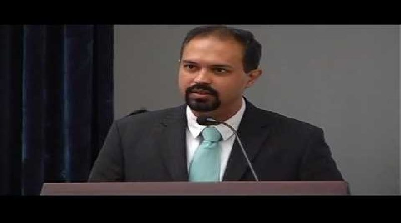 Dr.Vidhu P.Nair appointed India