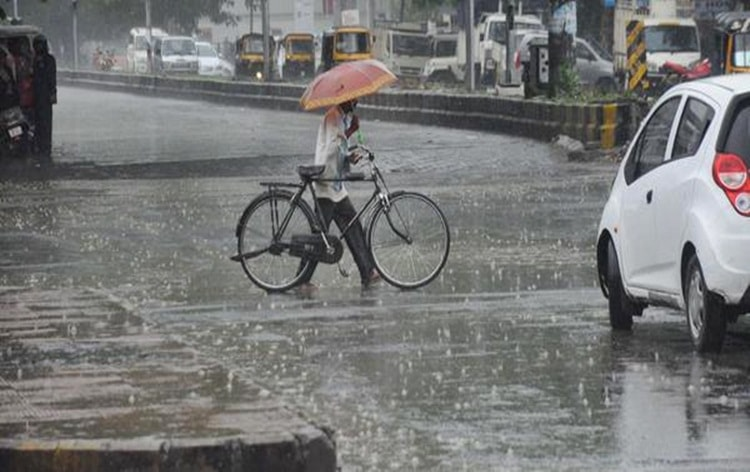 Rain lashes several parts of the country