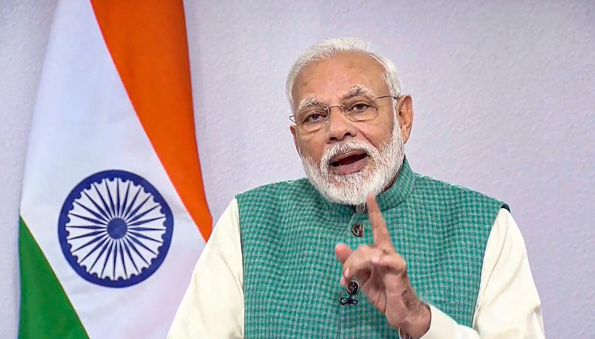 New record as Rs 12000 cr transferred directly in a/cs of 6 cr  Farmers: PM