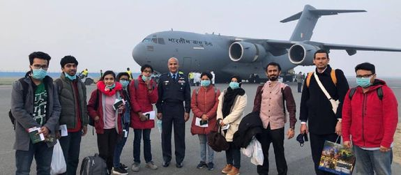 76 Indians, 36 foreigners evacuated from coronavirus-hit Wuhan taken to ITBP quarantine facility