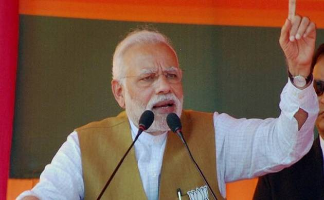 PM to address BJP rally in home state today, end