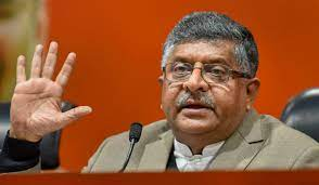 Twitter failed to comply with IT rules: Prasad