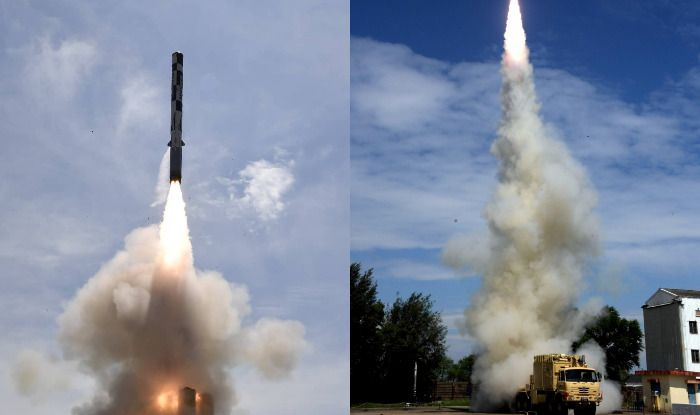 IAF successfully test fires Brahmos surface-to-surface missile from mobile platform
