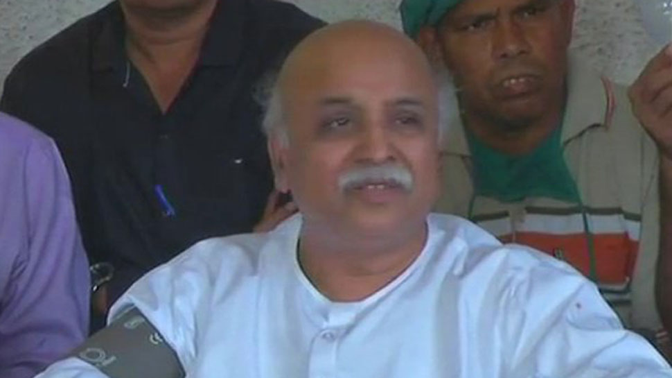 Pravin Togadia claims efforts being made to silence his voice