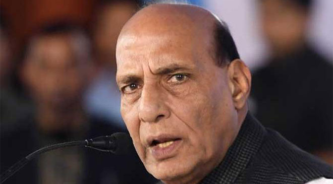 Rajnath Singh to visit Siachen Glacier to review security situation