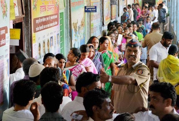 Millions vote in Maharashtra civic polls to elect 10 major civic bodies