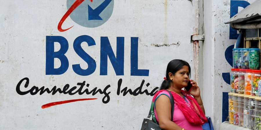Govt working on revival of BSNL: minister tells LS