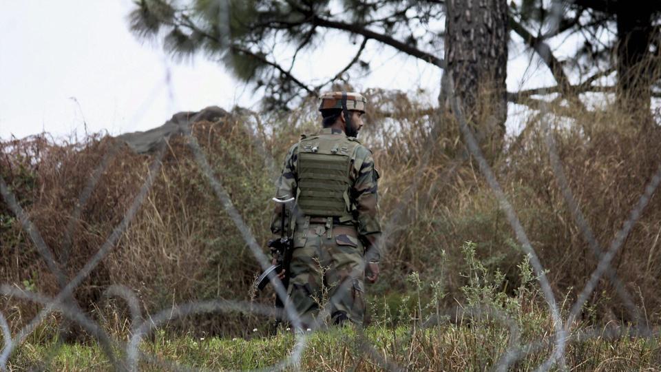 Pakistan violates ceasefire in Bhimber Gali sector