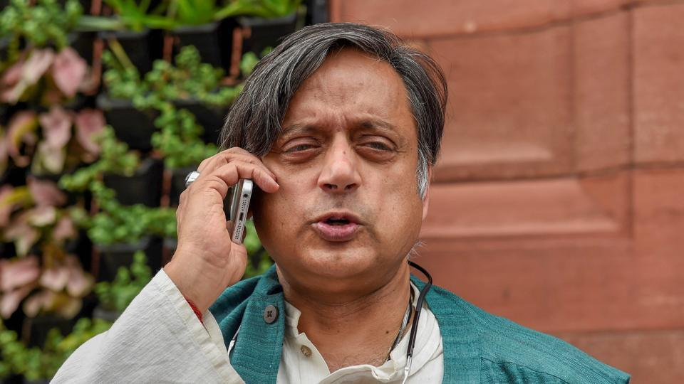 Delhi court allows Congress leader Shashi Tharoor to travel abroad