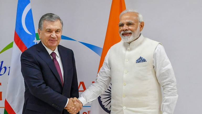 India signs long term contract with Uzbekistan for supply of Uranium