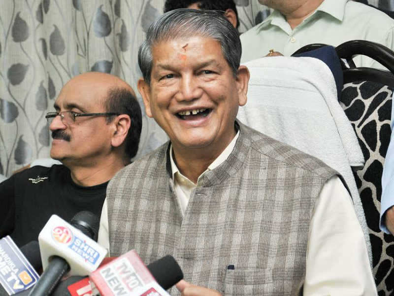 Harish Rawat resigns as Cong in-charge of Assam
