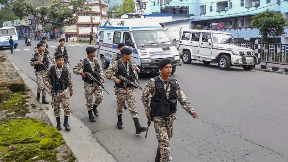 Curfew extended to May 14 in Hailakandi, Assam