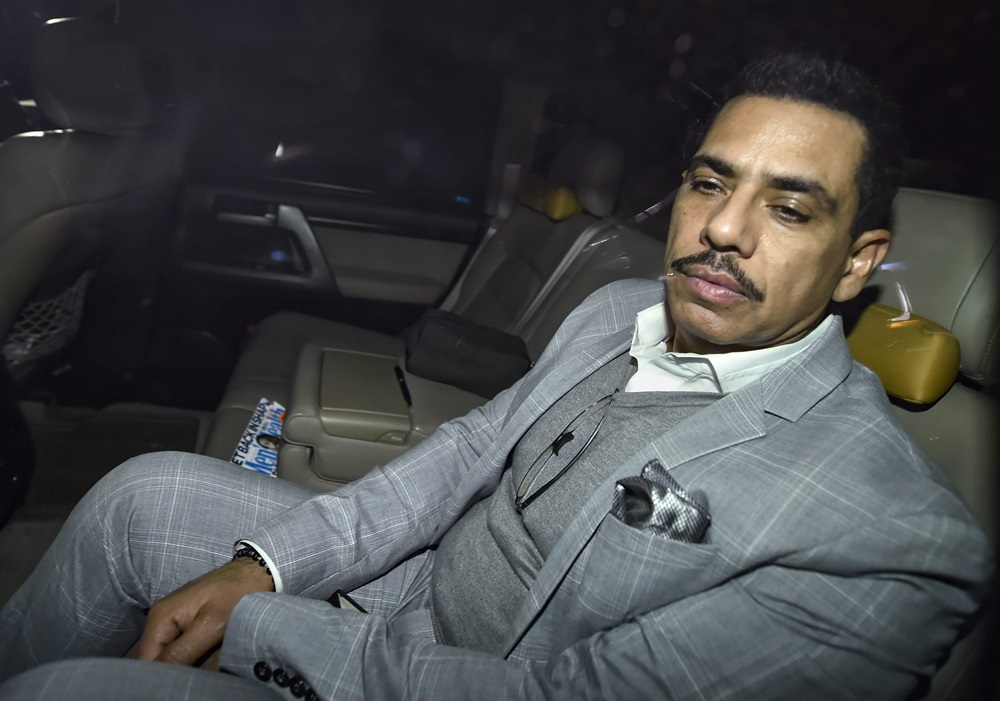 ED moves Delhi HC for cancellation of bail to Vadra in money laundering case