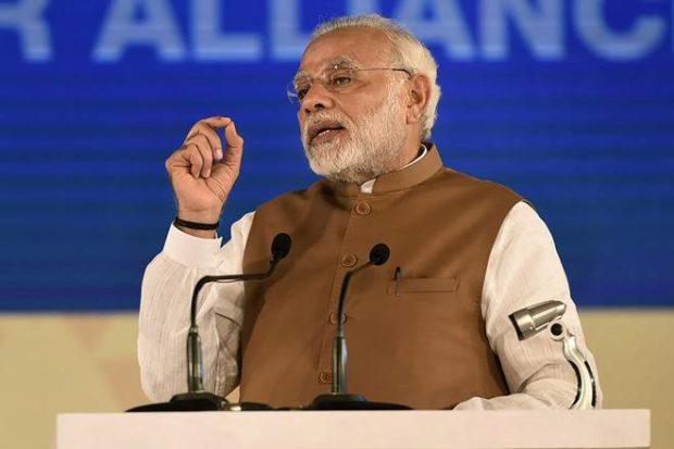 Provide fresh ideas to Finance Commission: PM Modi