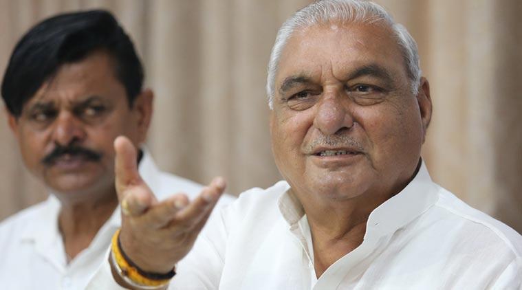 ED books former Haryana CM Hooda for money laundering