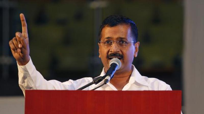 Will Hindu-Muslim talk make India number 1, Kejriwal asks PM