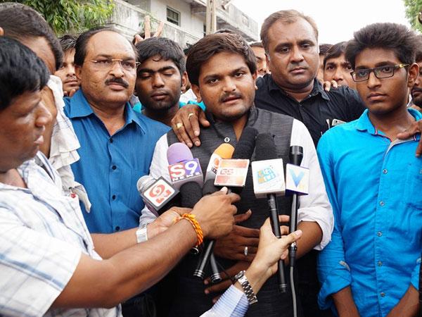 Ahmedabad court rejects Hardik Patels bail plea