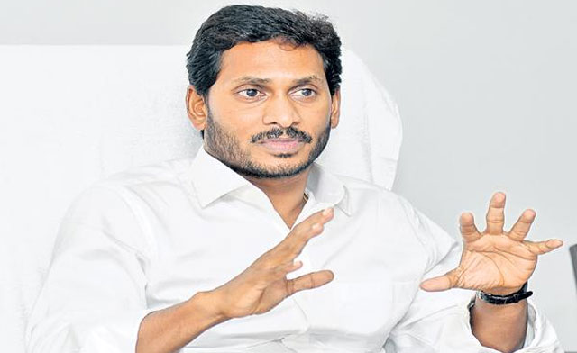 Jagan says officials to prepare report seeking special category status for AP