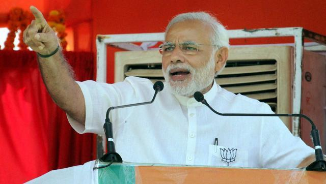 PM Modi starts election campaign in Kerala