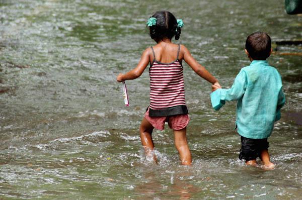 Heavy rains continue to lash Nashik district