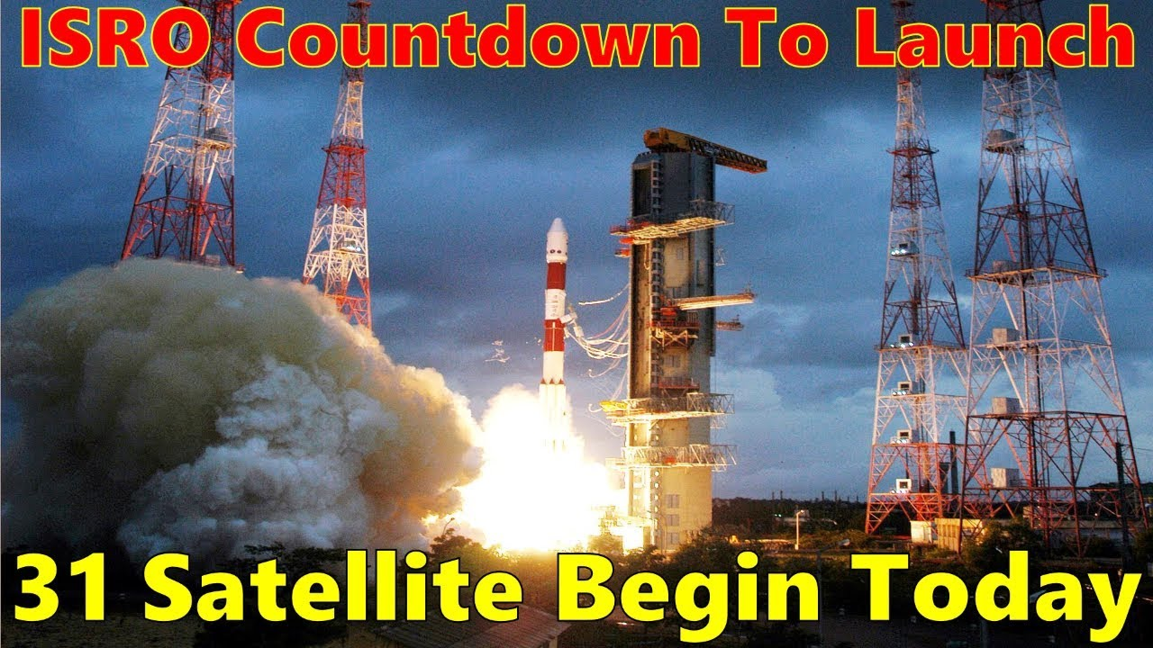 Countdown to launch 31 satellites to begin today