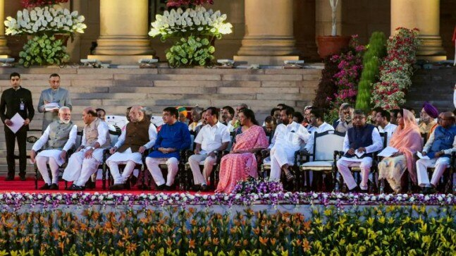 Earlier this morning, the Prime Minister, Narendra Modi had meeting with the leaders of five BIMSTEC countries.