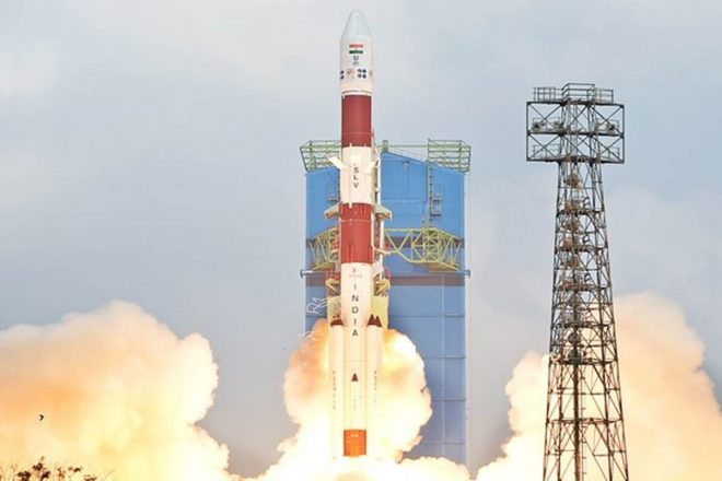 ISRO to launch earth observation satellite, RISAT-2BR 1 today