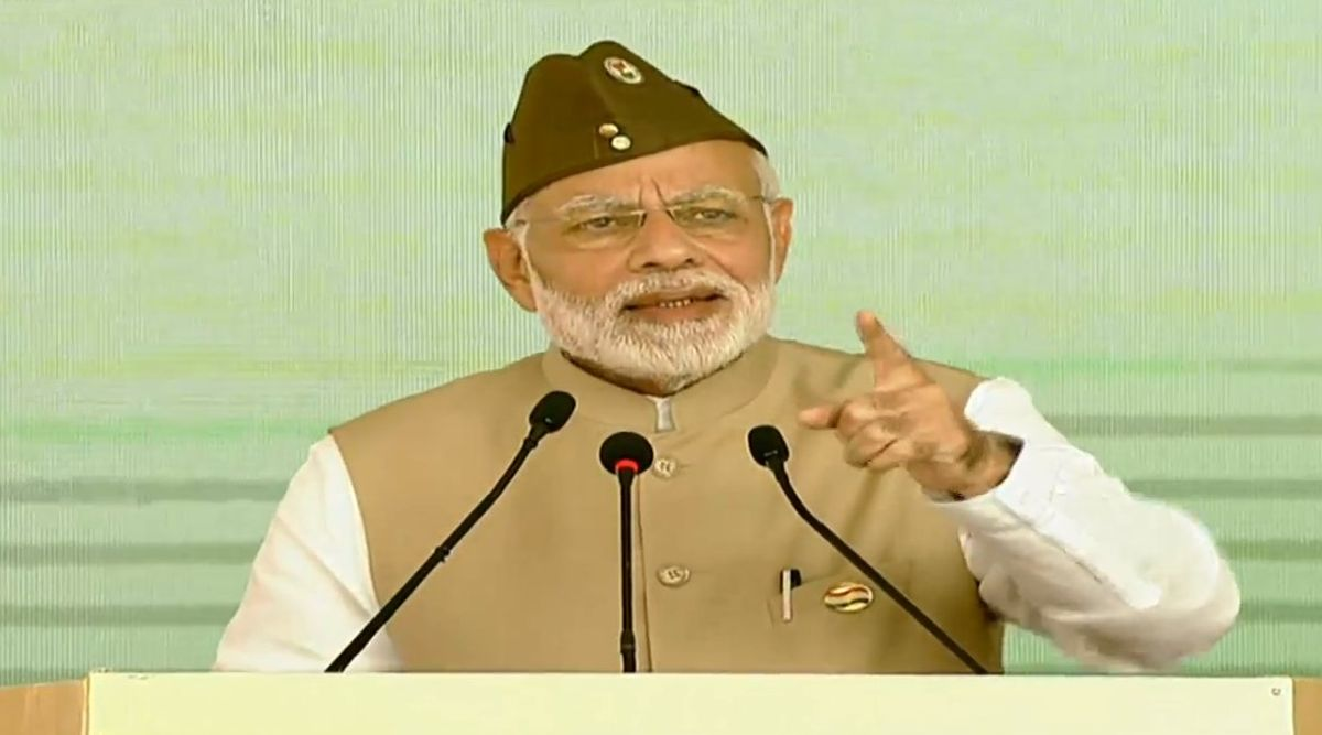 PM Modi announces creation of Chief of Defence Staff
