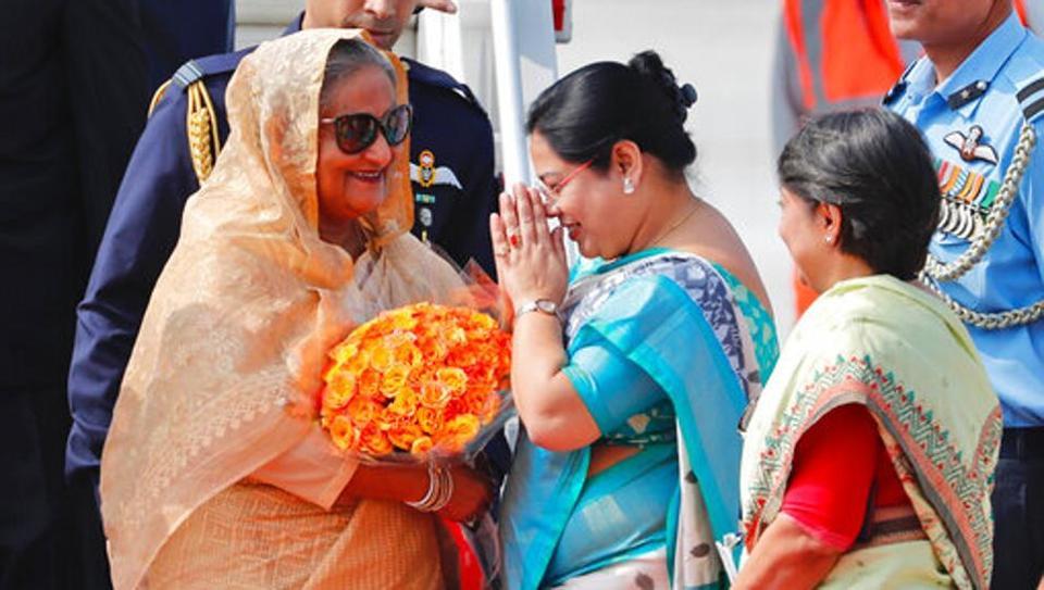 PM Modi to hold bilateral talks with Bangladesh PM Sheikh Hasina today