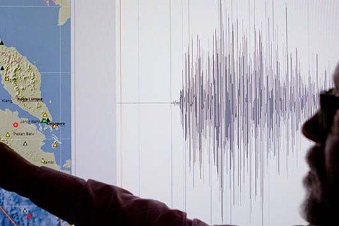 4.9 magnitude quake strikes Nicobar Islands
