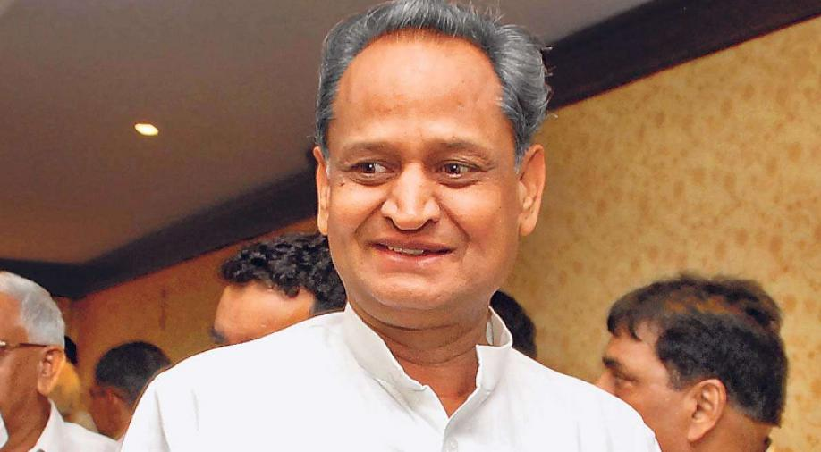 Governor invites Ashok Gehlot to be sworn-in as Rajasthan CM