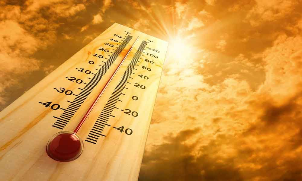 Heat wave conditions prevail at isolated places in UP