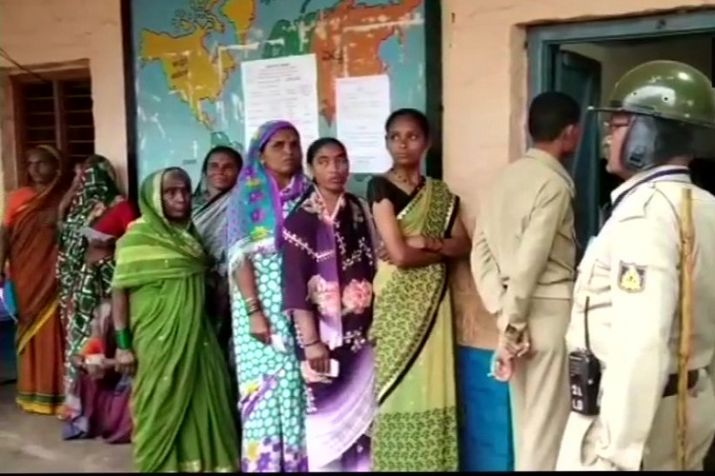 6% polling in first two hours in Karnataka bypolls