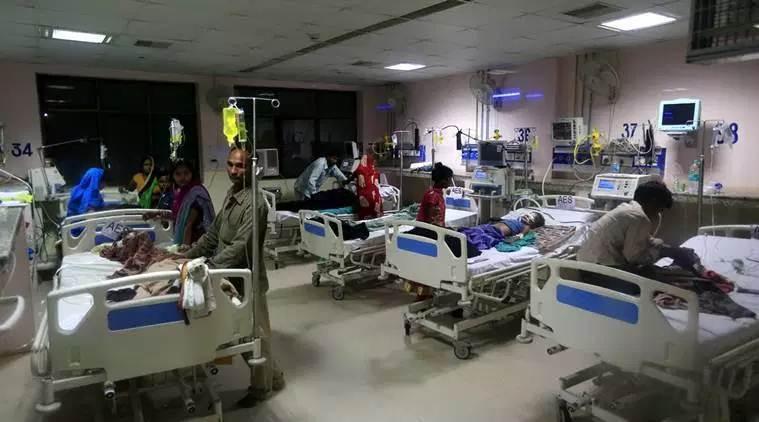 Bihar: 3-member Central team arrives at Muzaffarpur to assess AES situation