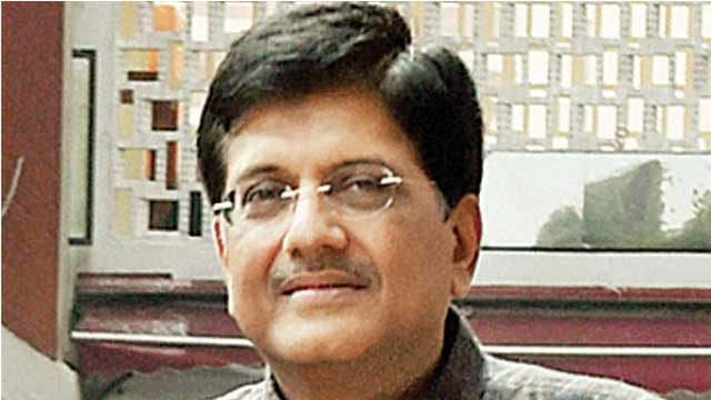 Piyush Goyal to launch two schemes in AP today